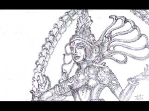 Nataraja Picture source: http://pencilandme.blogspot.in/2013/02/lord-of-dance-nataraja.html